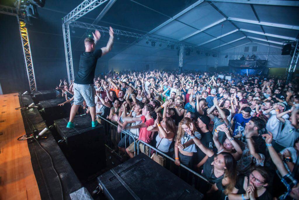 Andreas Urben Fotografie: Remady & Manu-L, BlueRocks Festival