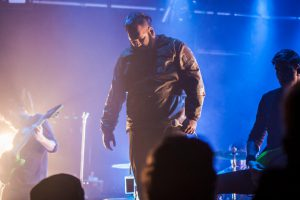 Andreas Urben Fotografie: Improvement, Backstage München