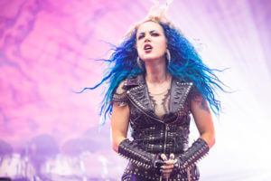Arch Enemy at Greenfield Festival 2018