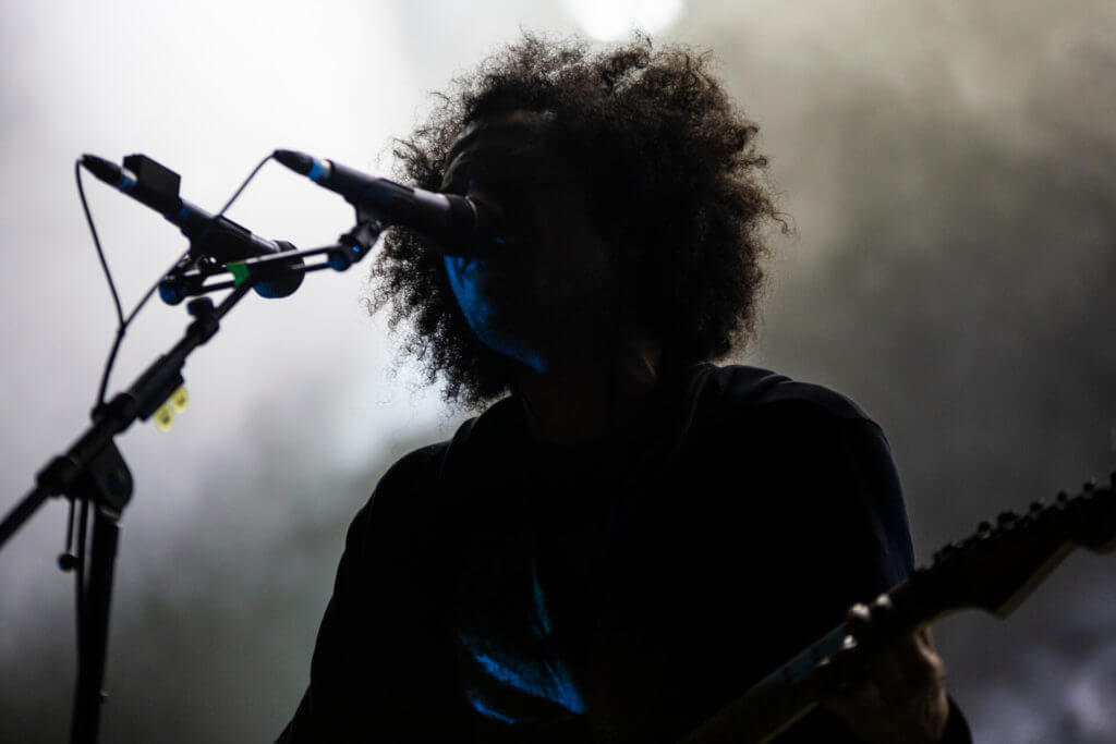 Zeal & Ardor at Greenfield Festival 2018
