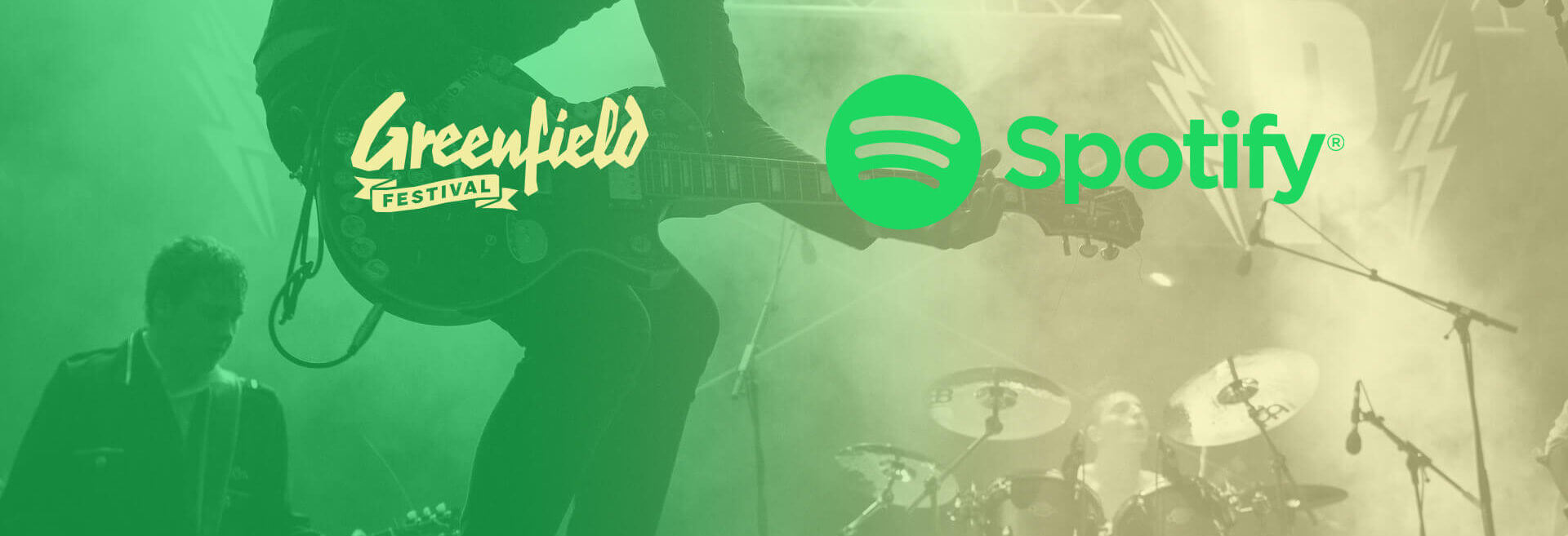 Greenfield goes Spotify
